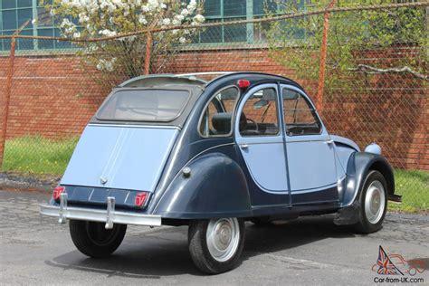 2cv For Sale Usa by 1967 Citroen 2cv