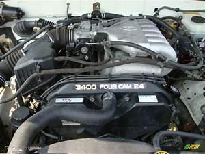 2002 Toyota 4runner Sr5 3 4l Dohc 24v V6 Engine Photo