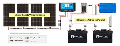 Wiring Diagram On How Work Solar Panel by Solar Cell Wiring Diagram Wiring Diagram