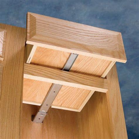 kitchen cabinet drawer slides hardware 43 best images about drawer slides tips tricks on 7823