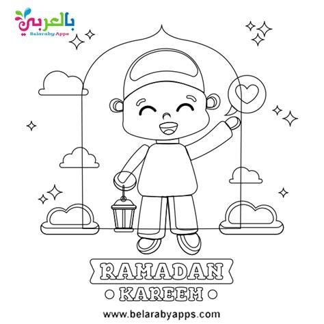 ramadan coloring pages printable belarabyapps