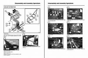 Massey Ferguson 1533  1540 Tractor Service Repair Manual