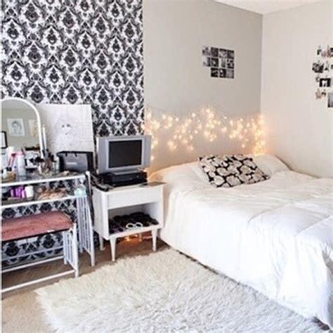 schlafzimmer tapete zimmer tumblr inspiration