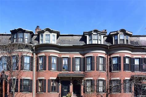 A Walking Tour Of Boston's Neighbourhoods