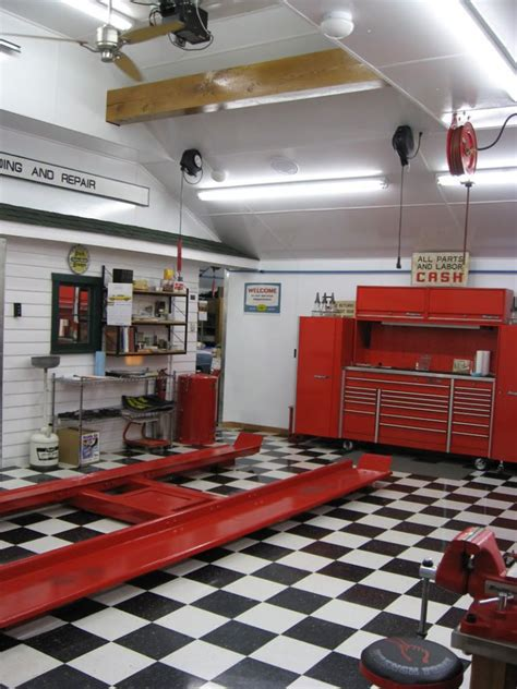 beforeafter thread lets   garage shed