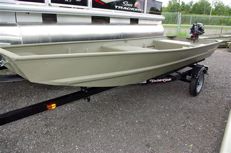 Jon Boat For Sale New York by Used Tracker Boats For Sale In New York Boats