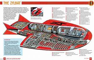 Dan Dare  Car