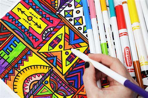 alisaburke kids markers tips  tricks  adults
