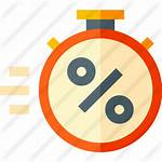 Stopwatch Premium Icon Messages Filters Data