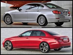 Forum Auto : photo comparison mercedes benz e class vs bmw 5 series ~ Gottalentnigeria.com Avis de Voitures