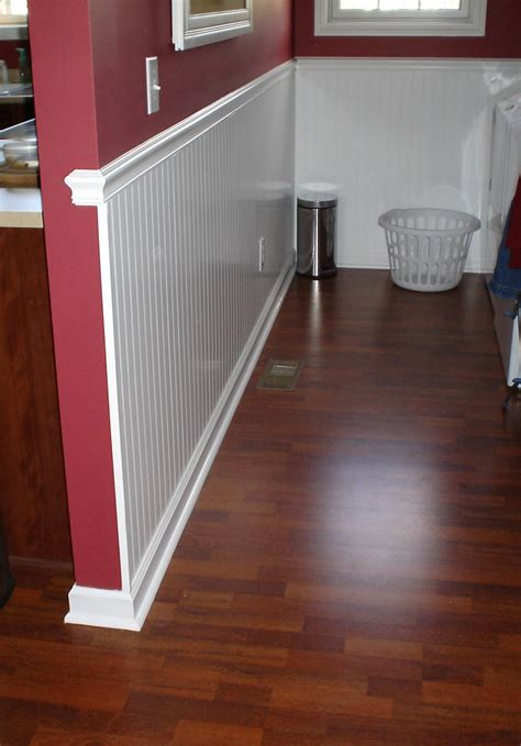 Vinyl Wainscoting by Wall Decor Inspiring Wall Decoration With Wainscoting
