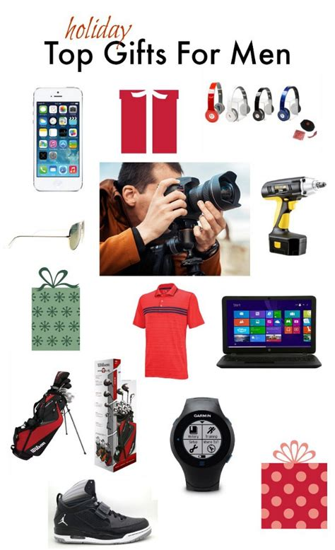 the ultimate holiday gift guide for men christmas gifts