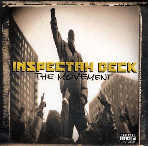 inspectah deck uncontrolled substance album inspectah deck the movement lyrics genius
