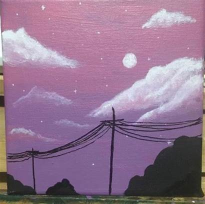 Paintings Aesthetic Canvas Sservices Mix Easy Painting
