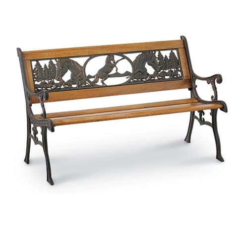 weston collection 174 bench 92498 patio furniture at
