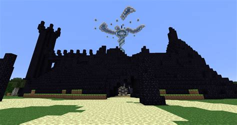 Ender Fortress Minecraft Project
