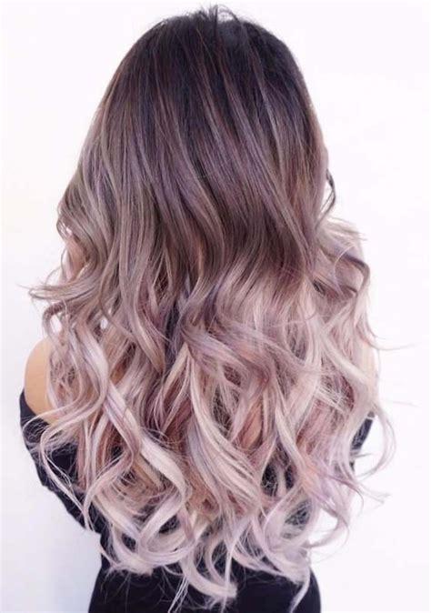 light purple ombre hair color ideas