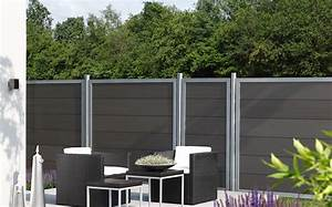 Sichtschutz kunststoff terrasse for Terrasse sichtschutz kunststoff
