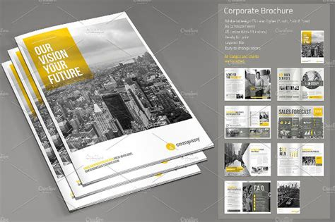 real estate brochure designs examples psd word