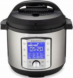 Instant Pot Duo Evo Plus Manual Electric Pressure Cooker
