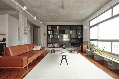 Apartment Brazilian Interiors Archdaily Decor Centro Pedro