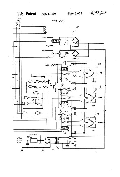 patent us4953243 electronic with emergency cpr