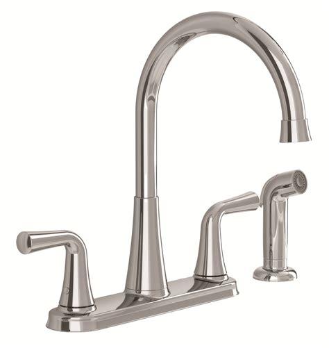 kitchen faucet handle standard 9089501 002 angeline two handle kitchen