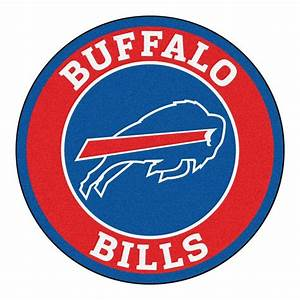 FANMATS NFL Buffalo Bills Red 2 ft 3 in x 2 ft 3 in