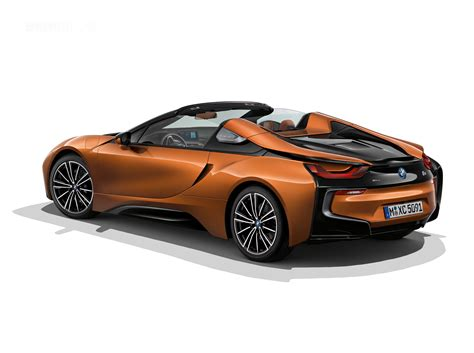 I8 Roadster Image by Aerodynamics Package For The Bmw I8 Roadster Now Available