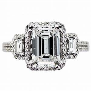ring designs engagement ring designs emerald cut With wedding ring emerald cut