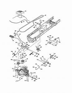 Craftsman 917203811 Riding Mowers  U0026 Tractors Parts