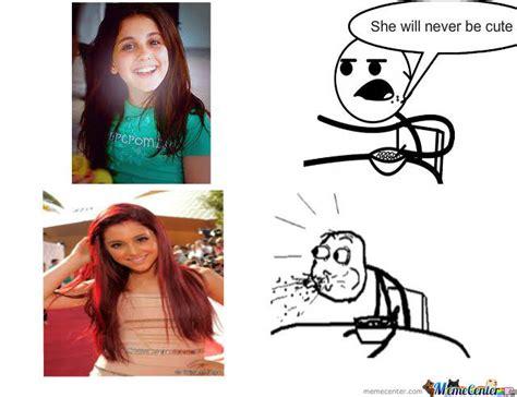 Ariana Grande Meme - ariana grande by thechodenone48 meme center