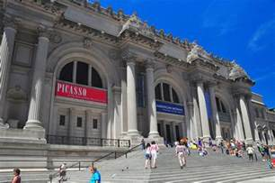 guide to the metropolitan museum of new york ny