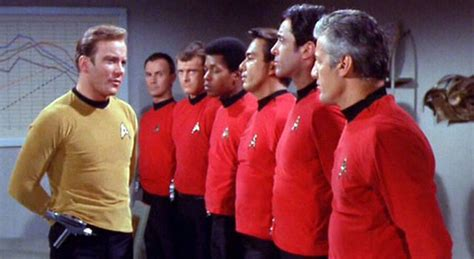 John Scalzi's 'redshirts' Coming To Tv Treknewsnet