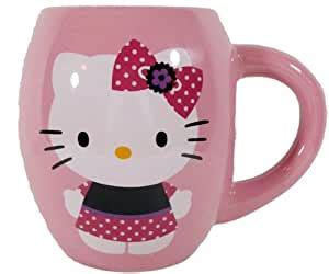 There are 3459 kitty coffee mug for sale on etsy, and they cost 18,52 $ on average. Amazon.com | HELLO KITTY 18 oz. Ceramic Mug: Coffee Cups & Mugs