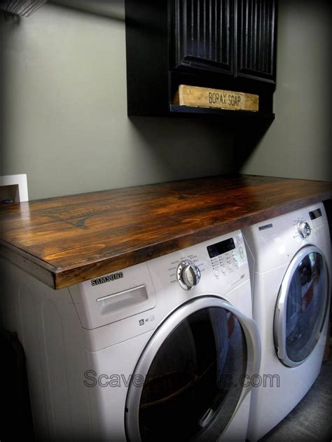 washer and dryer countertop 17 best ideas about laundry room countertop on