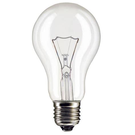empty light bulb high powered 200 watt 240 volt es e27mm clear gls light bulb