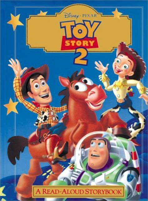 toy story   read aloud storybook  kathleen weidner