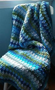 Ravelry  Lyndamk U0026 39 S Oceana Larksfoot Blanket  Free Crochet Pattern  Video And Diagram   I Love