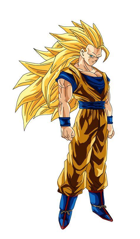 Imagen Goku Ssj 3 Dragon Ball Wiki