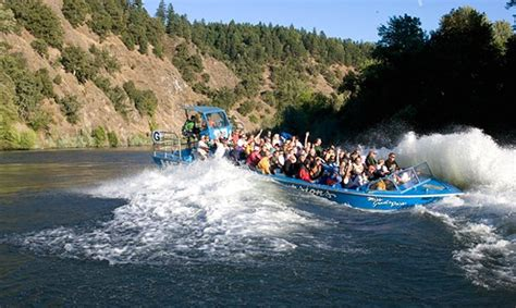 Jet Boats Grants Pass Oregon by Cruise The Rogue River With Hellgate Jetboats Travel Oregon