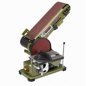 Sander Table Und Home : combination 4 x 36 belt 6 disc sander ~ Sanjose-hotels-ca.com Haus und Dekorationen