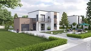 maison moderne bbc plan de maison contemporaine new delhi With plan facade maison moderne