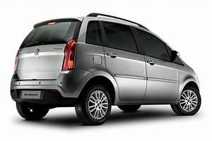 2012 Fiat Idea Photos  Informations  Articles