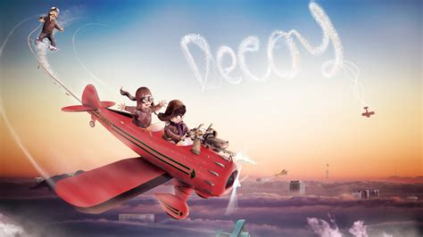 Cute Red Baron Flight Wallpapers  Hd Wallpapers  Id #11311
