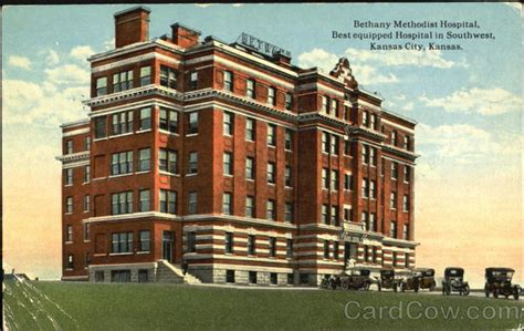 Bethany Methodist Hospital Kansas City, KS