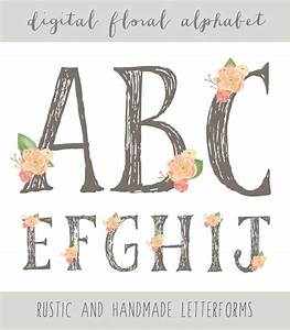 digital alphabet letters digital scrapbook alphabet digital With scrapbooking personal letters