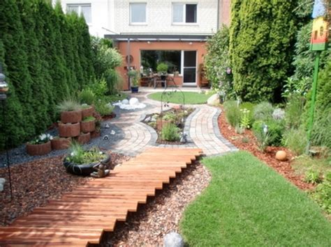 Reihenhaus Gartengestaltung Bildergartengestaltung
