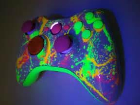 Xbox 360 Controller Custom Paint