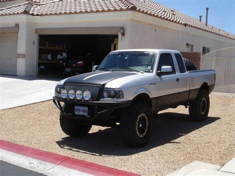 prerunner ranger bumper prerunner light bar ranger forums the ultimate ford